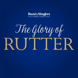 the glory of rutter